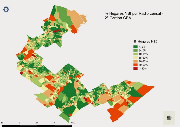 Resultado de imagen para partido de moreno mapa nbi