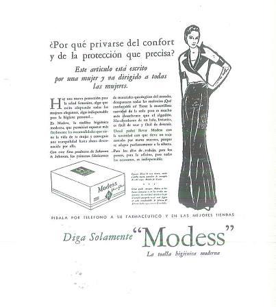 modess
