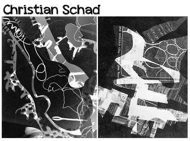 Image result for christian schad photogram